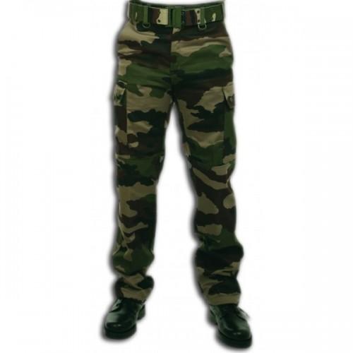 Treillis F7 camouflage