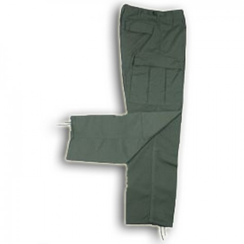 Pantalon de treillis militaire ripstop kaki