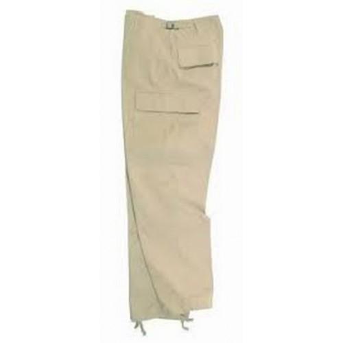 Pantalon de treillis BDU beige