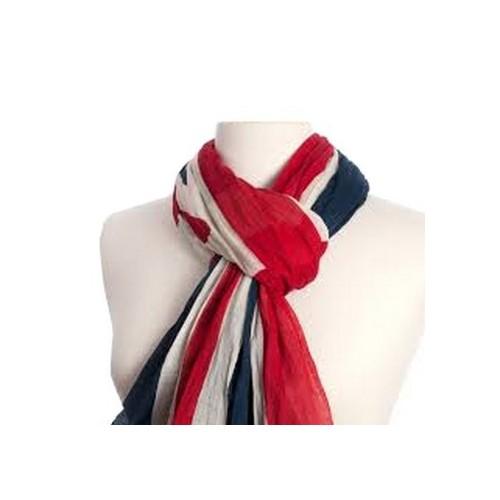 Chèche drapeau Anglais