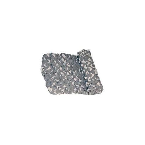 Filet de camouflage gris clair-gris foncé 2.40x3m