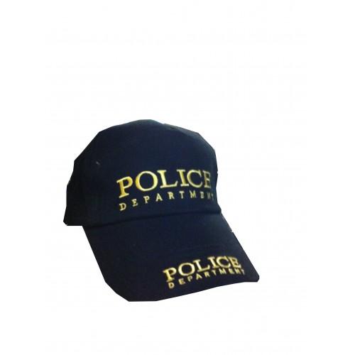 Casquette baseball : POLICE DEPARTMENT