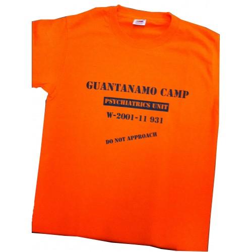 T-shirt GUANTANAMO