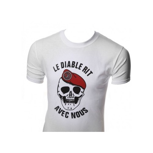 Tee-shirt diable rit metro