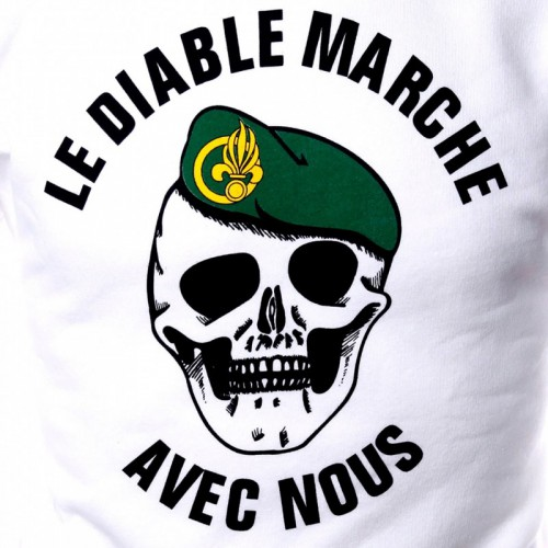 Tee-shirt diable Marche Légion