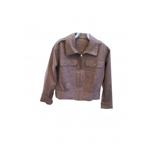 Veste authentique australienne beige