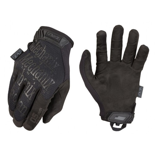 Gants Mechanix Original 0.5 noir