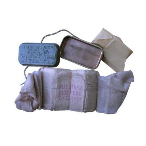 Paquet de premiers secours, modèle des États-Unis - Carlisle -
