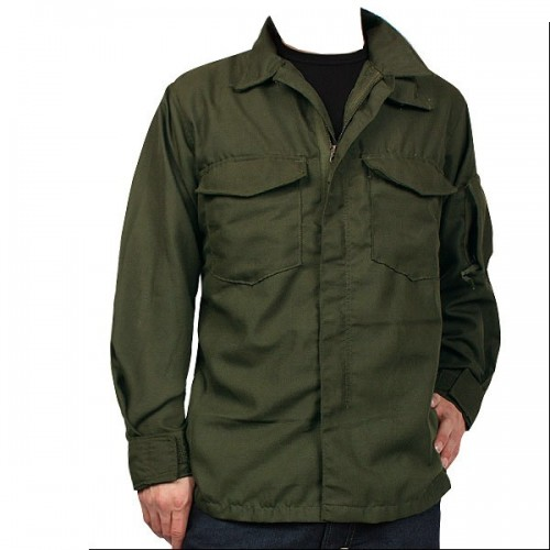 Veste de chemise pilote modèle US-