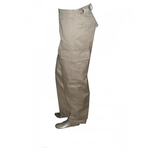 Pantalon BDU type US beige