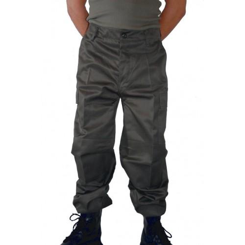 Pantalon militaire F2 vert armée