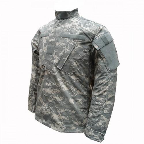 Veste de treillis militaire Originale us camouflage ACU