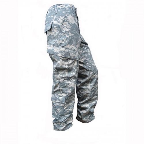 Pantalon de treillis militaire Originale us camouflage ACU