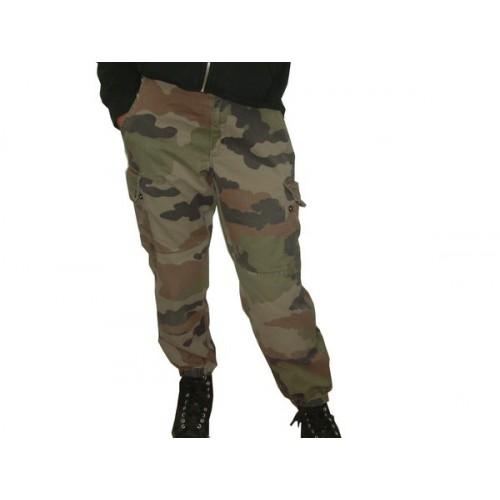 Treillis F2 camouflage centre europe