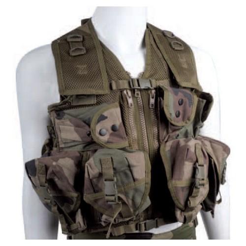 Gilet de combat A.R.E.S camouflage
