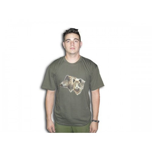 T-shirt chasse