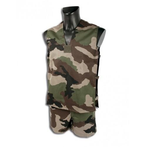 Chemisette gao camouflage