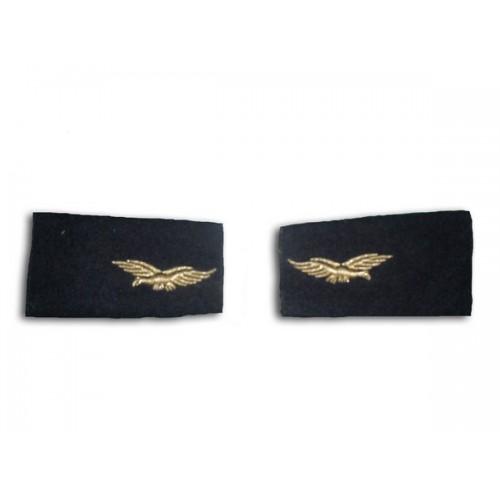 Lot de 10 paires de fourreaux d'épaules de l'Armée de l'Air