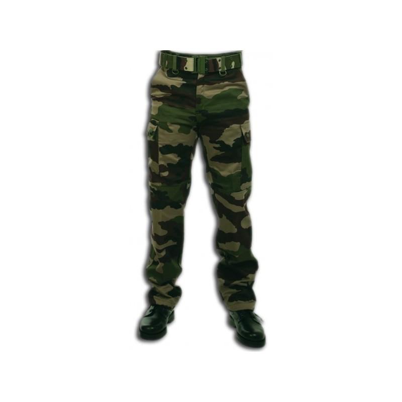 d6b4de5efa365 Pantalon de treillis F7 camouflage - Surplus Le Casque Bleu