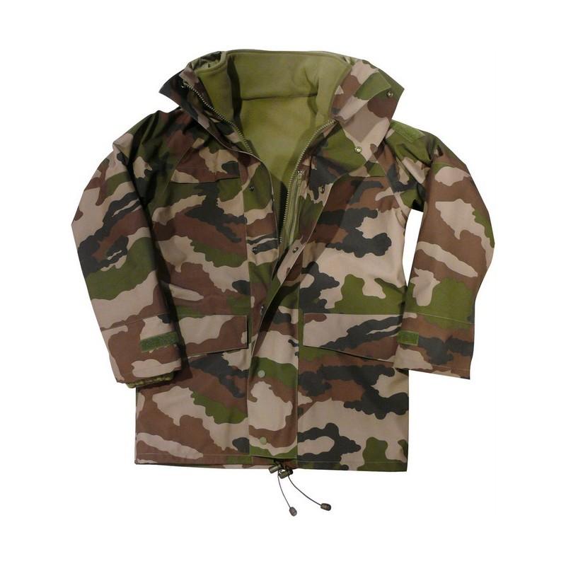 Parka camouflage CE Mageco