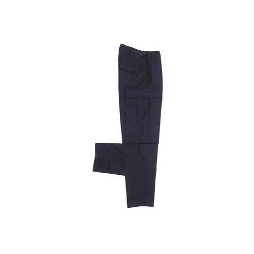 Pantalon treillis BDU bleu marine