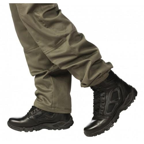 Pantalon treillis F4 vert armée