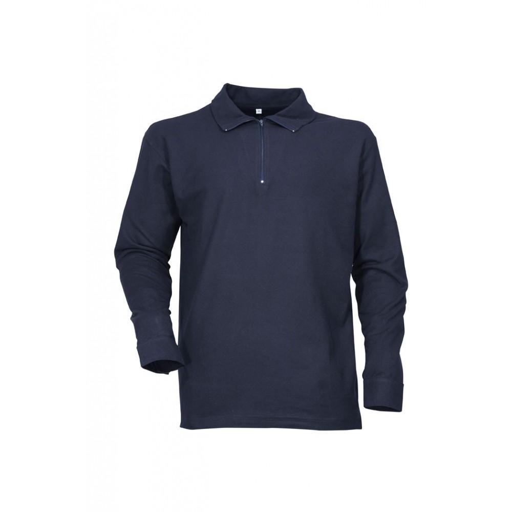 chemise f1 coton bleu marine surplus le casque bleu. Black Bedroom Furniture Sets. Home Design Ideas