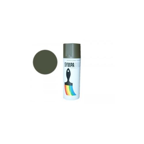 Peinture sprays Militaria 400ml Kaki Semi Mat 1944