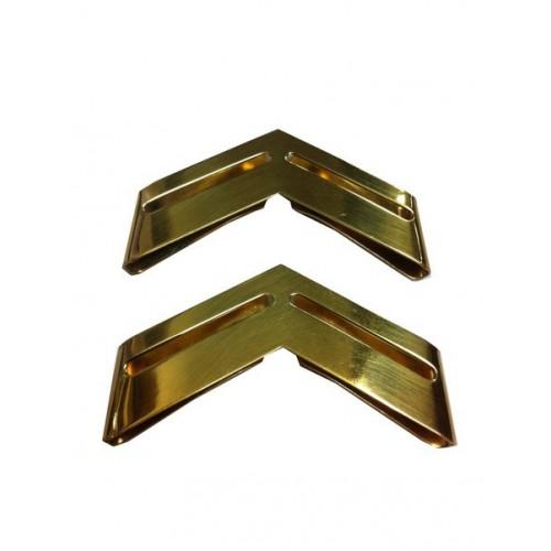 Insigne grade d'épaule métal - 7 -