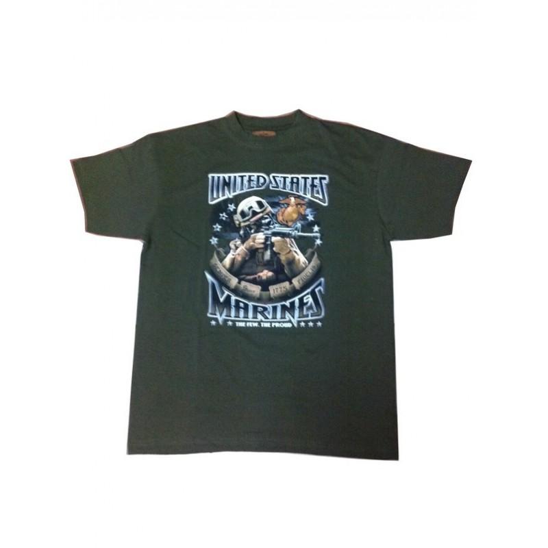 T-shirt United States Marines