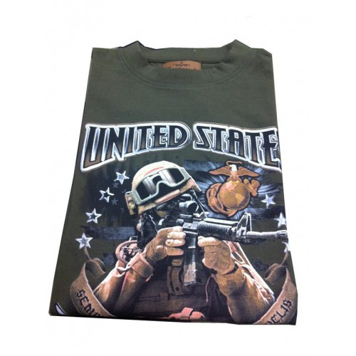 T-shirt United States Marines