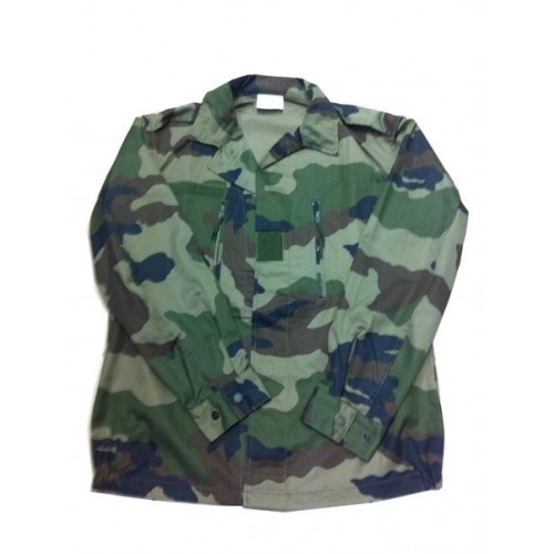 Veste de treillis F2 camouflage CE outre mer