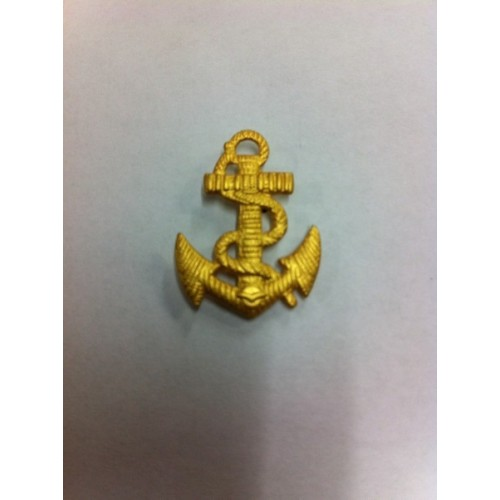 Ancre Marine OR pour calot