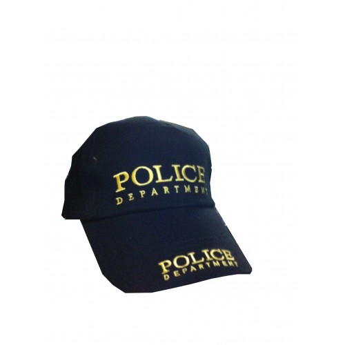 Casquette baseball : POLICE DEPARTMENT