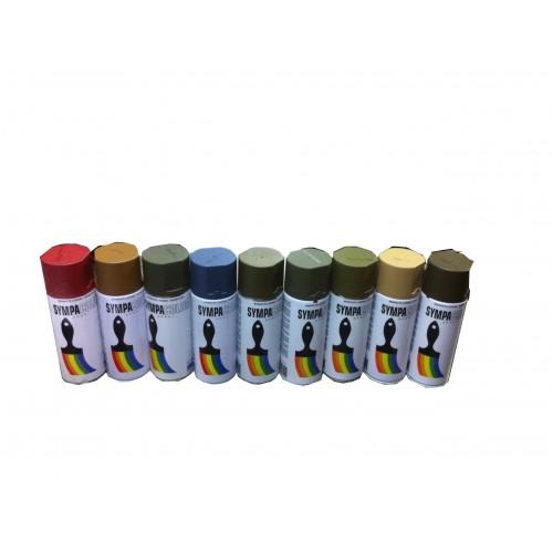 Peinture spray SYMPACOLOR