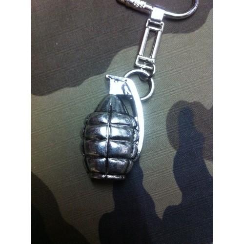 Porte clé grenade à main