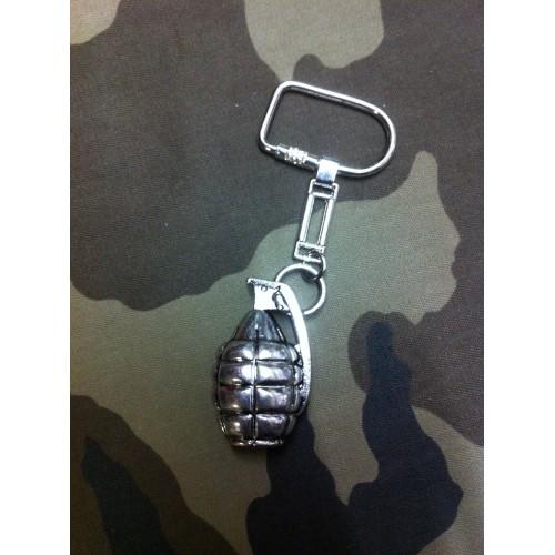 Porte-clés grenade à main