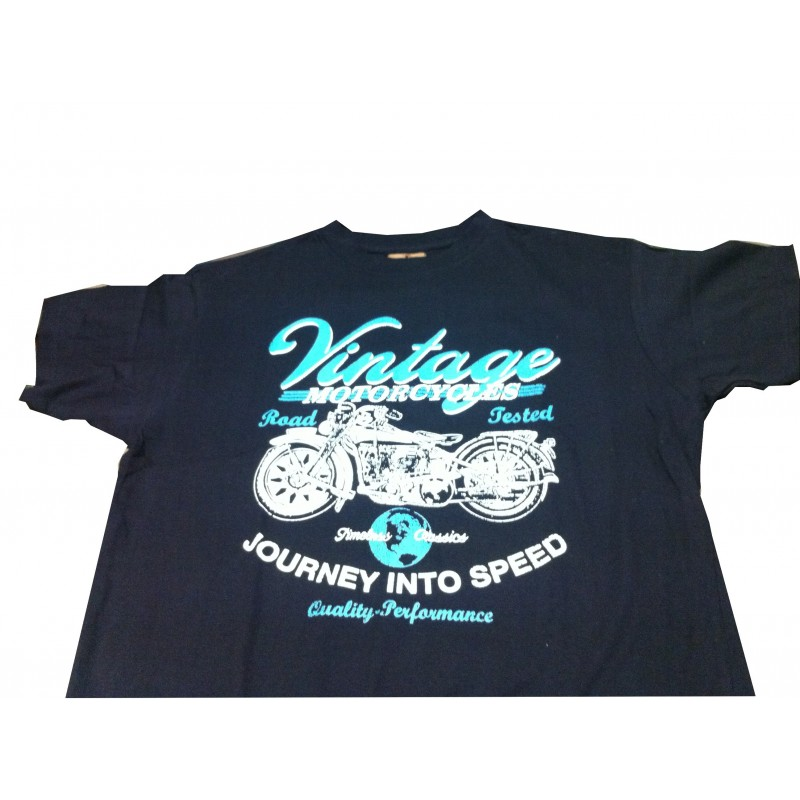 T-shirt MOTORCYCLES VINTAGE