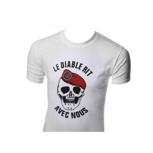 Tee shirt diable rit metro