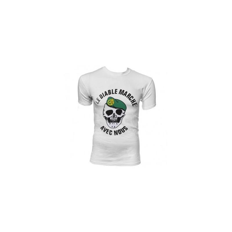 Tee-shirt diable Marche Légion
