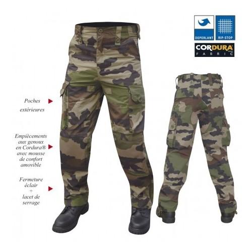 Treillis guerilla ripstop ce opex camouflage