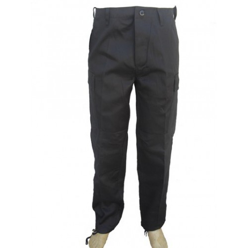 Pantalon BDU type US bleu marine
