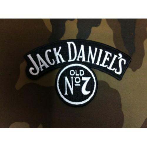 Ecusson JACK DANIEL'S