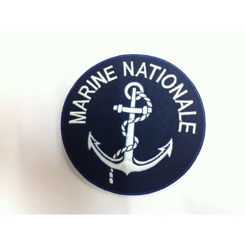 Ecusson MARINE NATIONALE