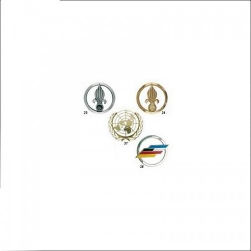 Insigne béret militaire -INS3-