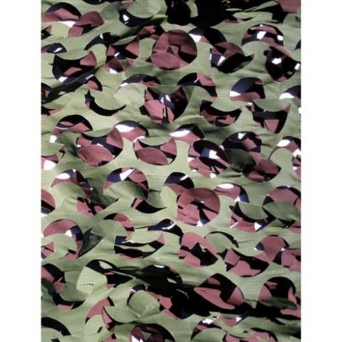Filet de camouflage en rouleau