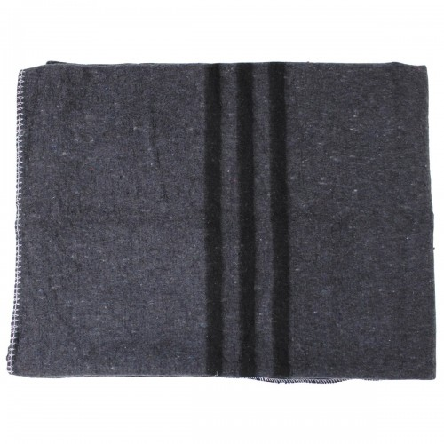 Couverture bivouac, anthracite