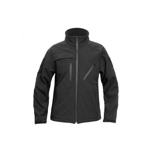 Veste softshellnoire elite securite ares