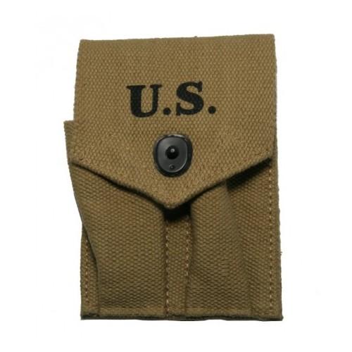 PORTE CHARGEUR US M1911A1 KHAKI REPRO