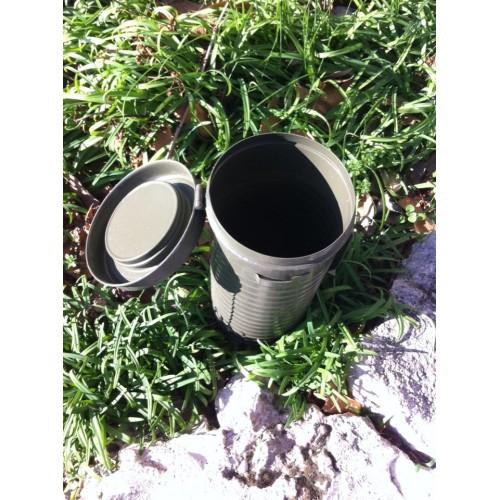 Boîte à masque à gaz Suisse